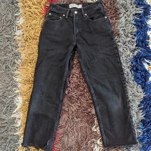 Levi's Jeans - Vintage Levi's High-Rise Mom Jeans